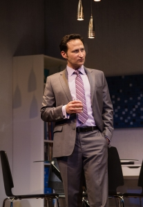 Raoul Bhaneja in Disgraced. Photo supplied.