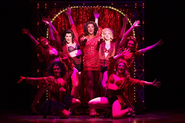 Kinky Boots, the touring Broadway Across Canada musical. Photo by Matthew Murphy.