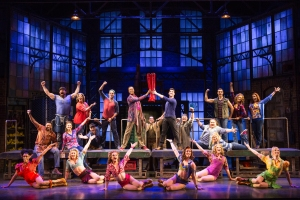 Kinky Boots, the touring Broadway Across Canada production. Photo by Matthew Murphy.