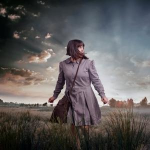 Michelle Bardach in Children of God, an original musical by Corey Payette. Photo by: Matt Barnes.