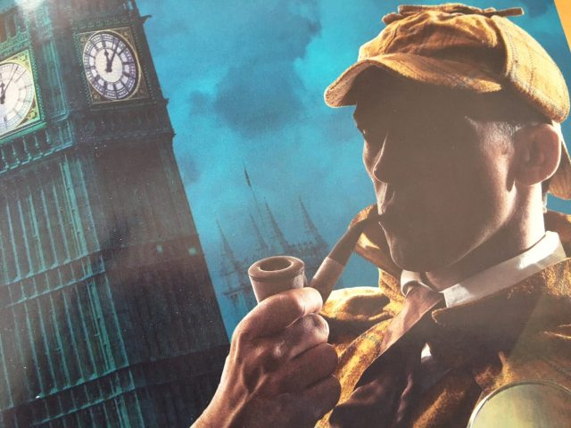 Baskerville: A Sherlock Holmes Mystery, at the Mayfield.