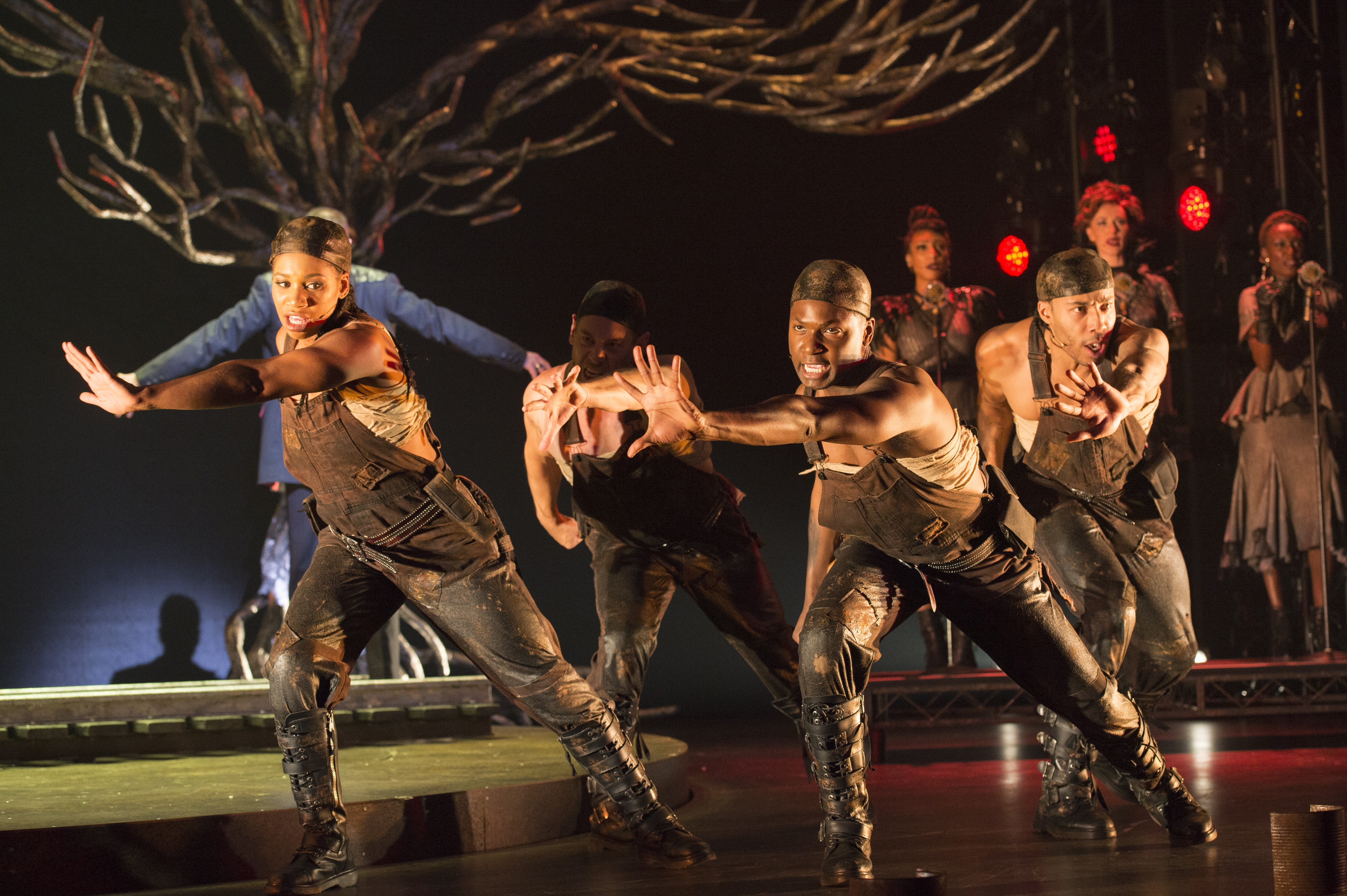The road to hell is paved in song: Hadestown at the ...