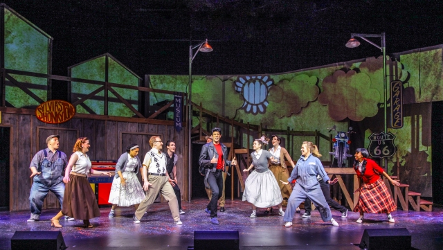 All Shook Up The Musical